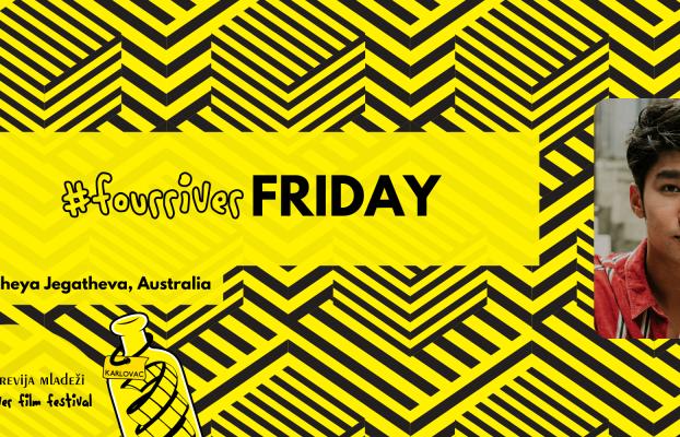 #fourriverfriday – Radheya Jegatheva, Australia