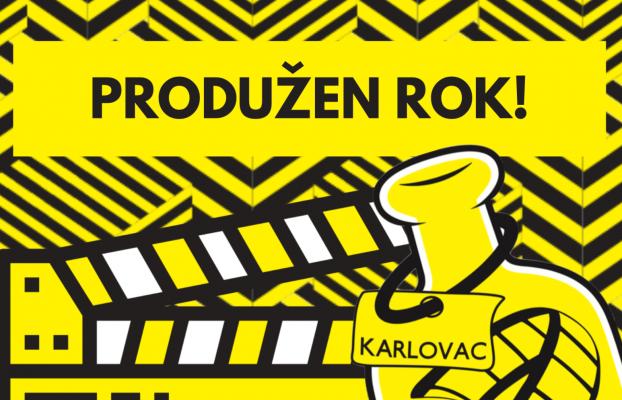 Deadline for submitting films extended