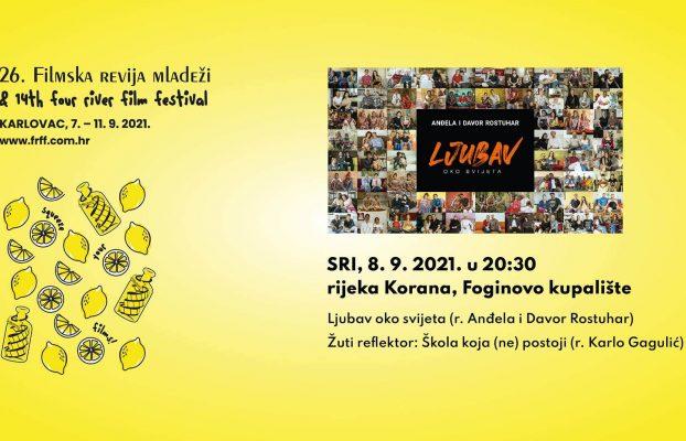 Žuta srijeda: danas na Festivalu i Reviji putujemo oko svijeta i tražimo – ljubav ili samo limunadu